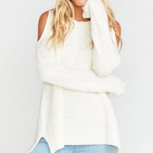 Show Me Your Mumu Mellow Shiver Sweater
